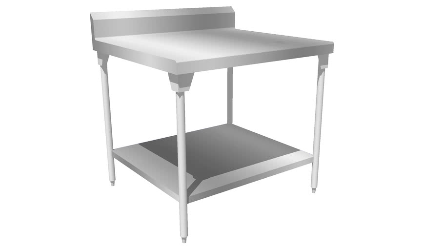 Industrial Table Stainless steel