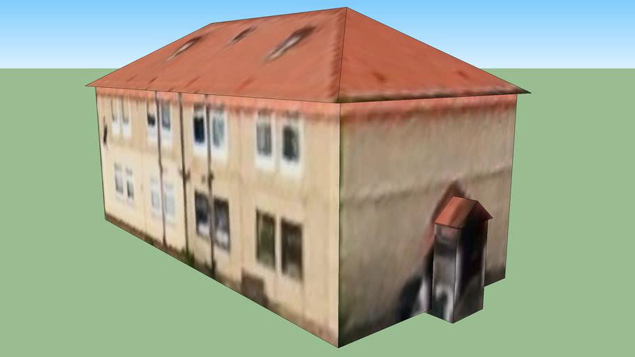 Bâtiment situé Édimbourg EH7 6EH, Royaume Uni