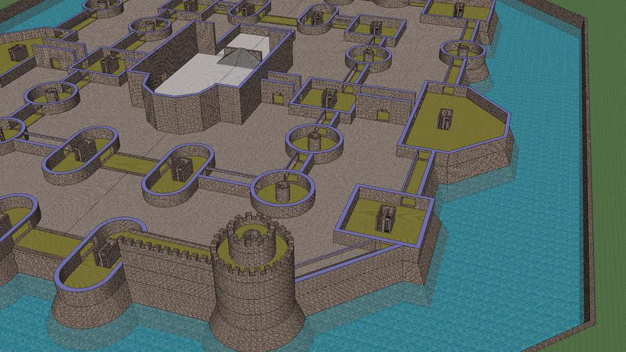 Castle Study Model