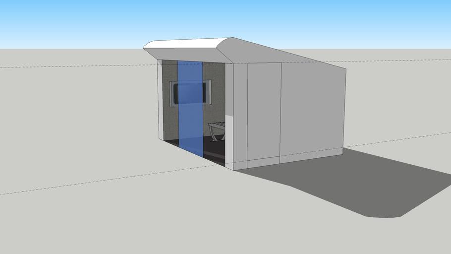 Ryan Marogy - Bus Shelter
