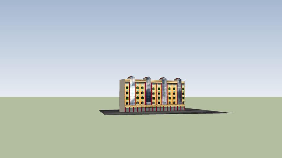 大邑小南街14棟 the No.14 building of little South Block