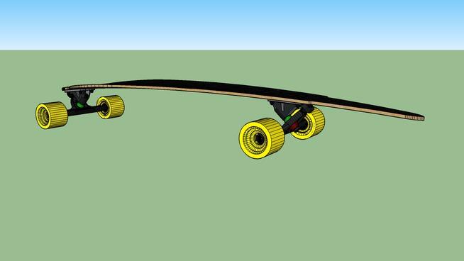 Longboard Speed Nudel