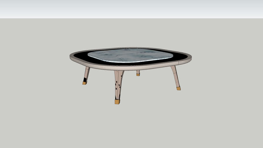 Turri Melting Lights Coffee Table