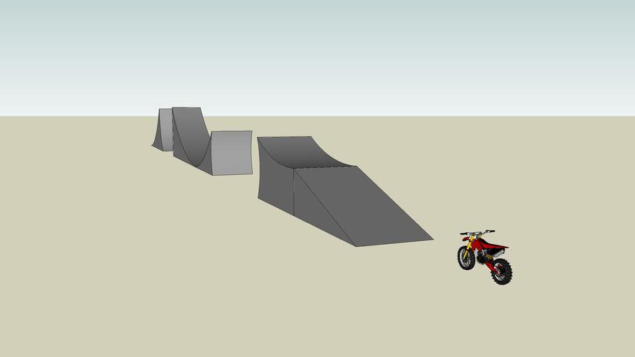 jumps com moto