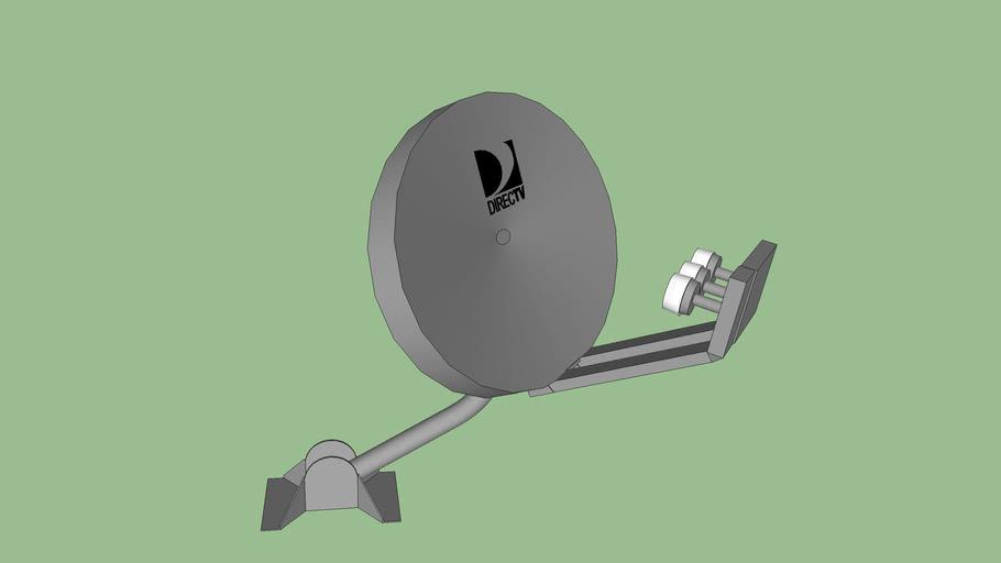 HDTV Dish