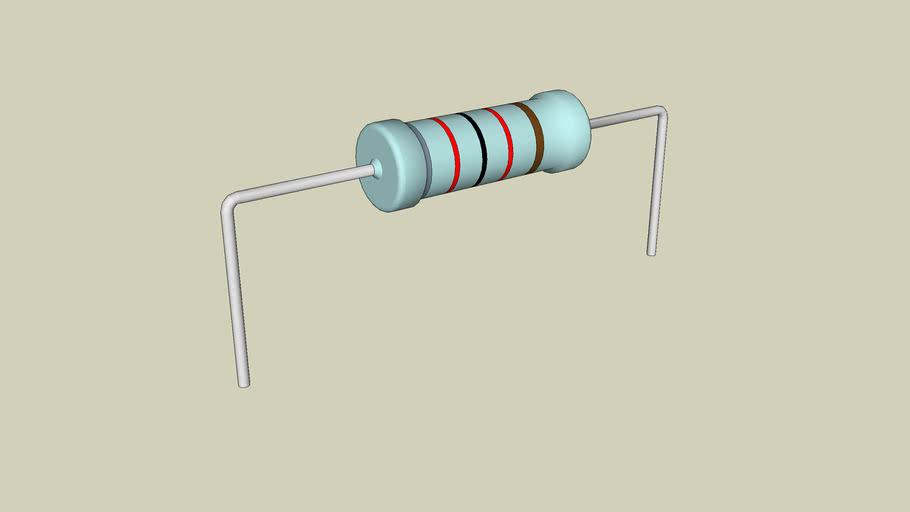 BEYSCHLAG 82K 1W Resistor