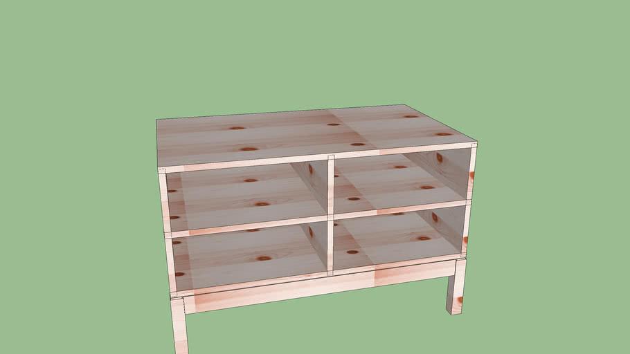 Meuble Hifi Ikea