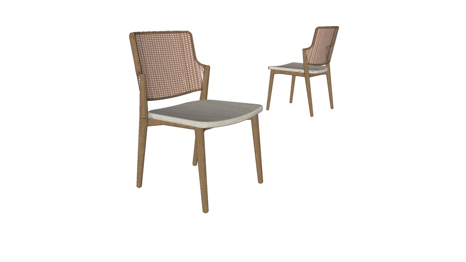 Cadeira Lívia - sem braços