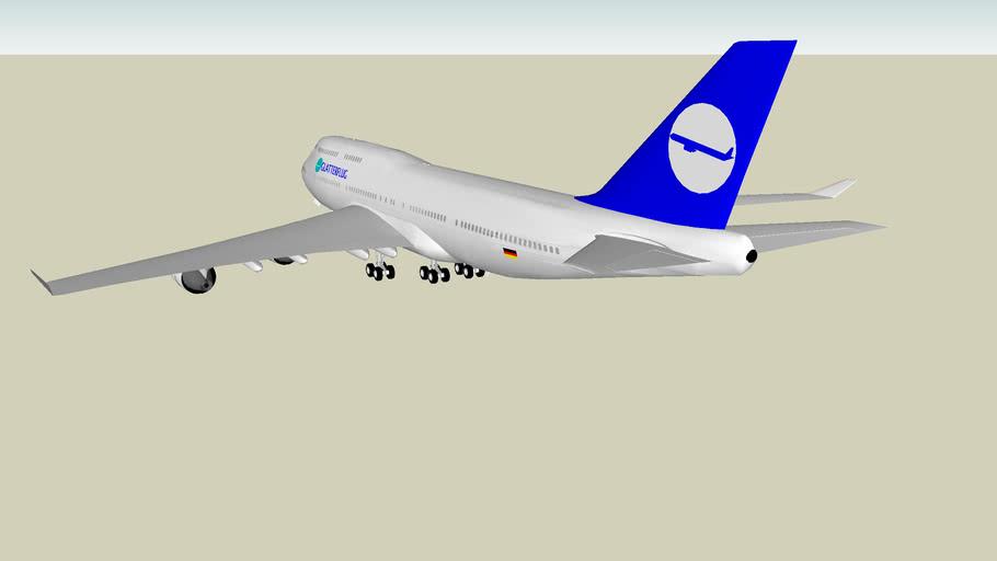 Glatterflug Flight 627