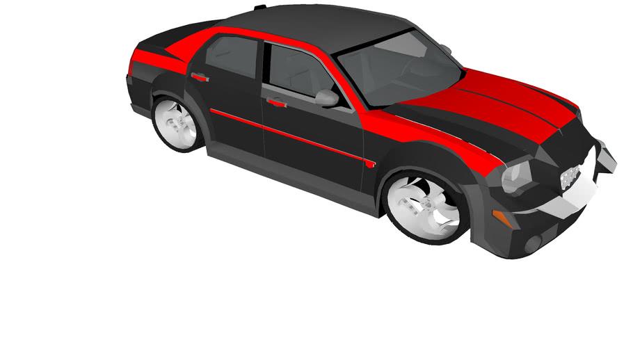 Chrysler 300 Juggernaut Edition