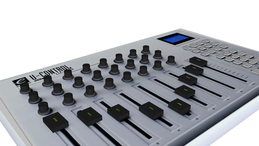M-Audio uc-33e