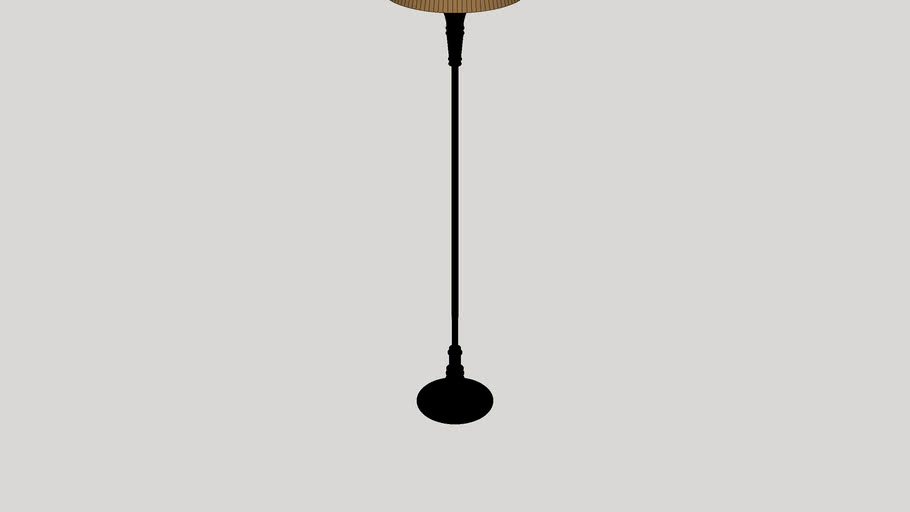 """Chateaugay 63"""" Floor Lamp"""