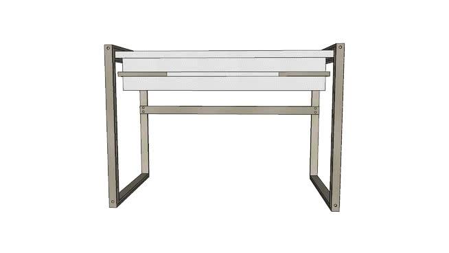 Bagagli Side Table