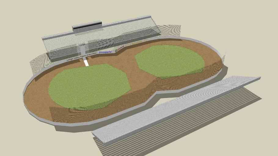 Lehigh Valley Figure-8 Raceway