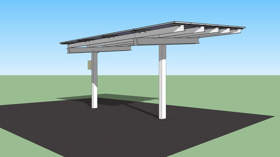 carport 6 module wide