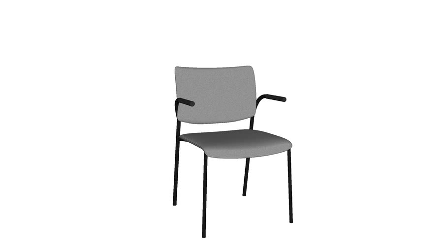 Conference chair by Bejot - ZIP ZP 221
