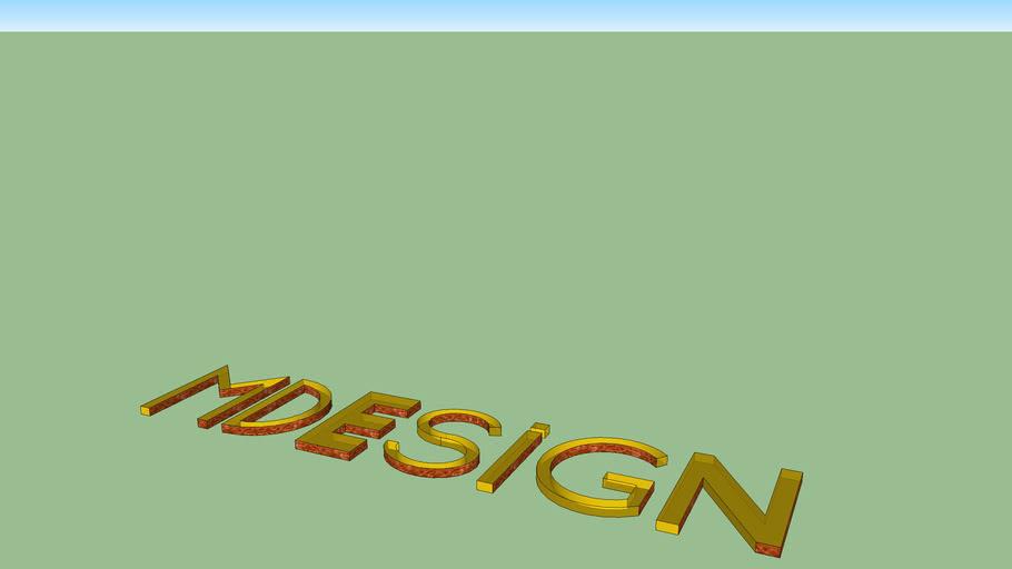 Mdesign logo Mdesign
