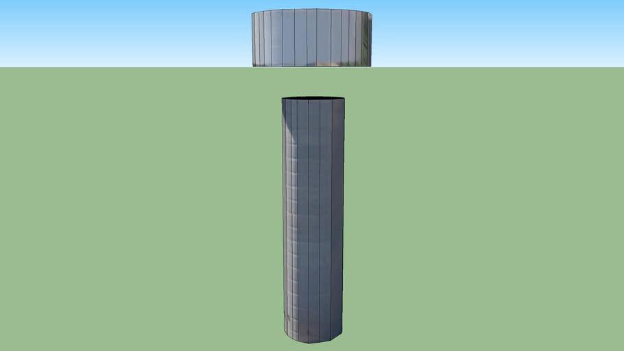 NBU-Morningside Elevated Storage Tank