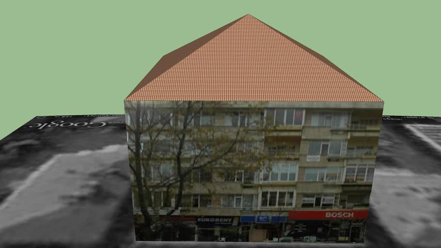 Bağdat Caddesi 2547 ada bina 02