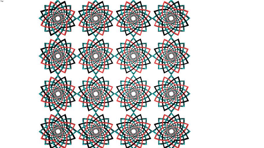 Islamic Tessellation 3