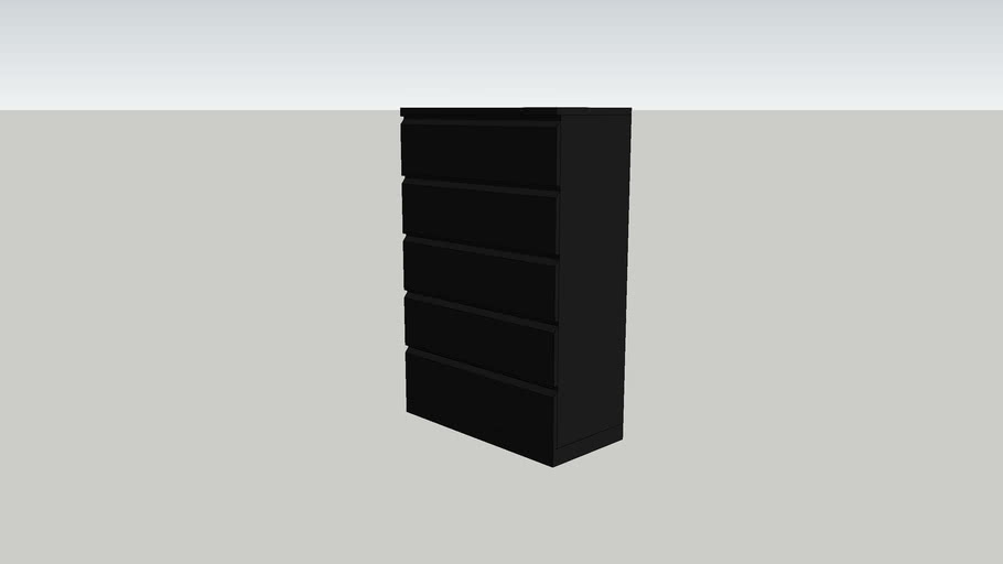 Meridian Freestanding Lateral File