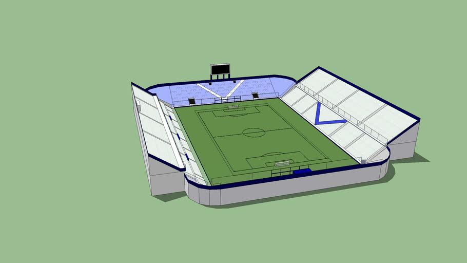 Estadio José Amalfitani.