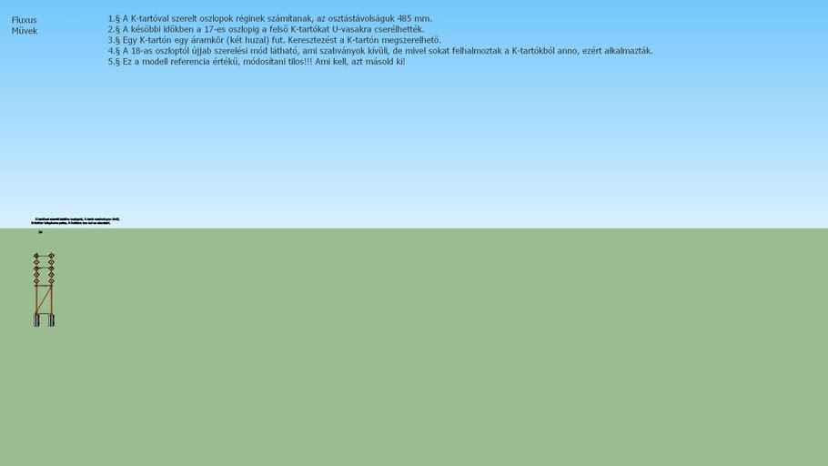Hungarian Telecommunication Poles - K-holders 04