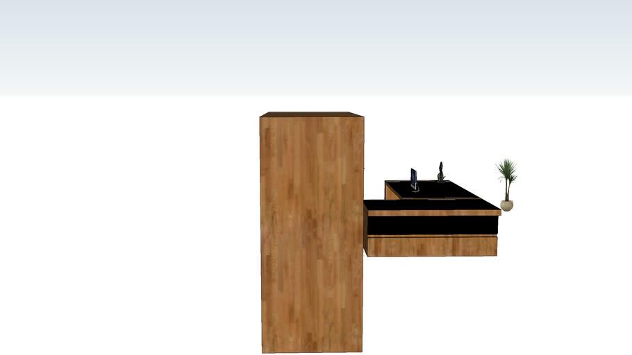 mesa e amario
