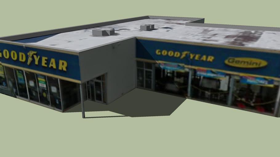 Goodyear Auto Service Center in Austin, Texas