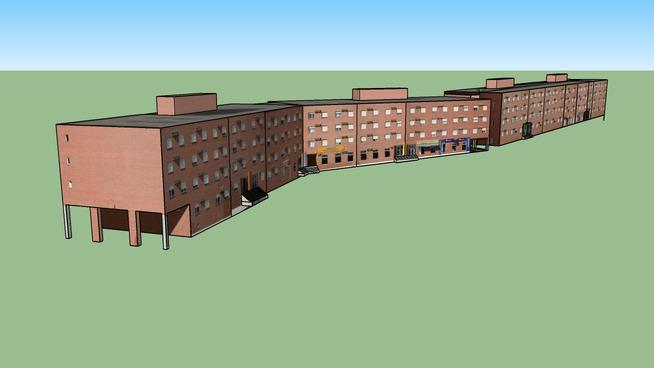 Apartamentos Campus