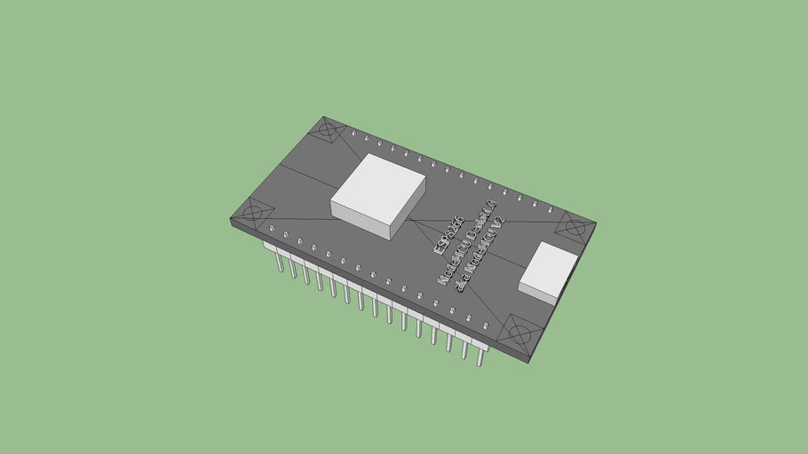 ESP8266 NodeMCUDevkit1.0 aka NodeMCU V2