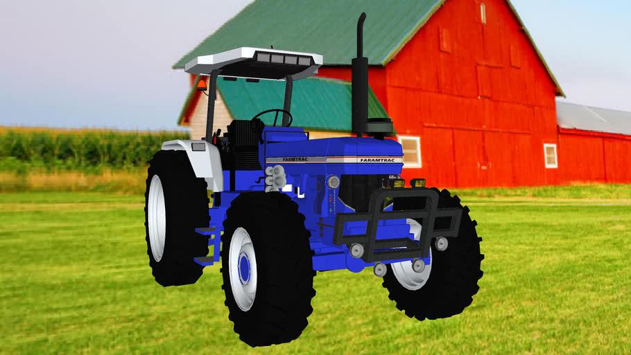 TRACTOR - Farmtrac