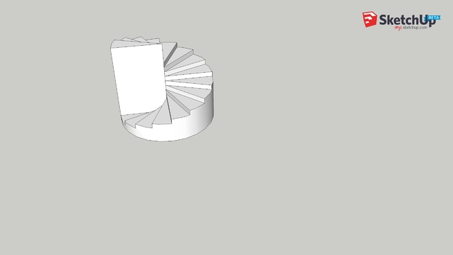 Spiral Staircase (Simple)