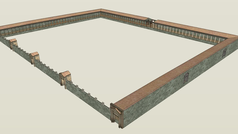 Pompeii Grand Palestra