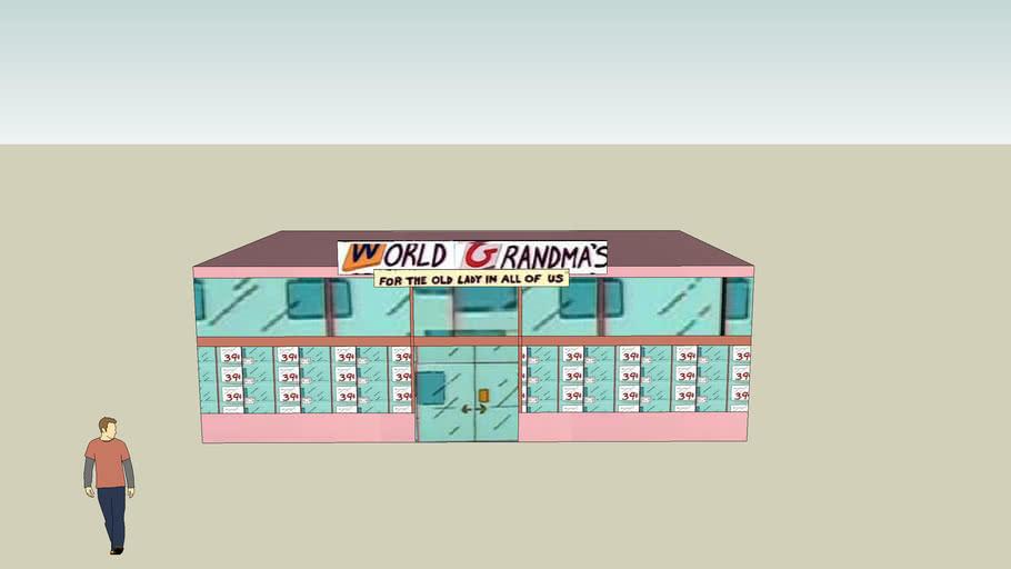 Grandmas World [Aus Simpsons]