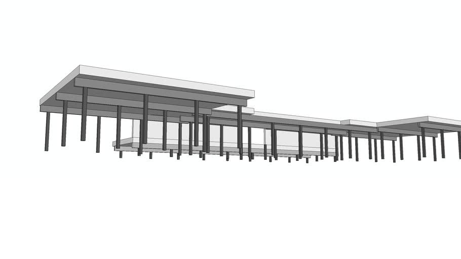 solstice survey foundation 3D