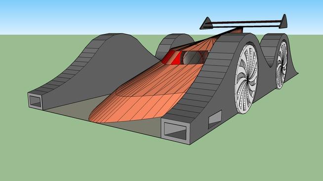 CO2 racer