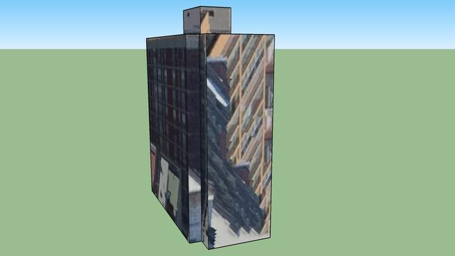 Building in Las Heras 2202-2300, Mar del Plata, Buenos Aires Province, Argentina