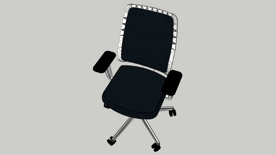 Nomique Ensemble Chair in White