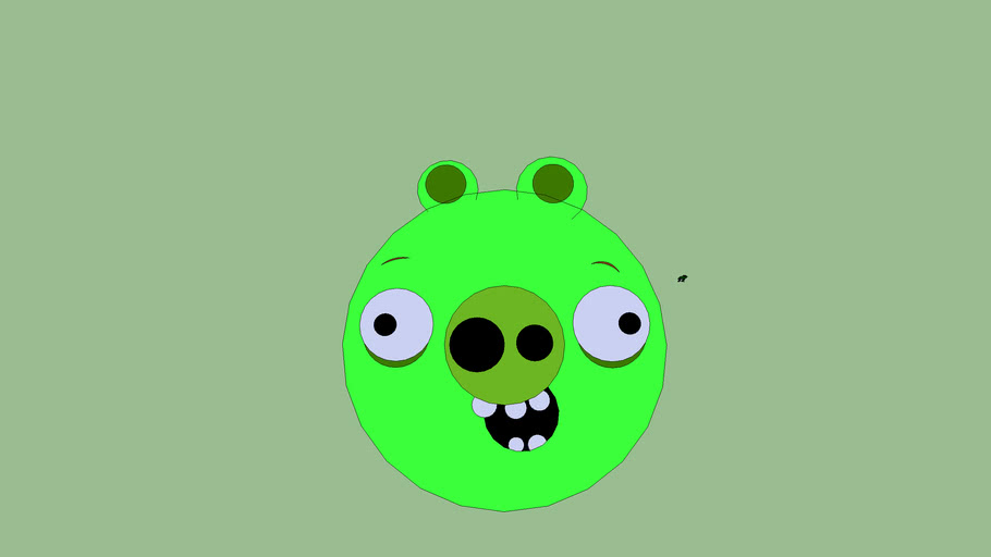 Cochon Angry Birds