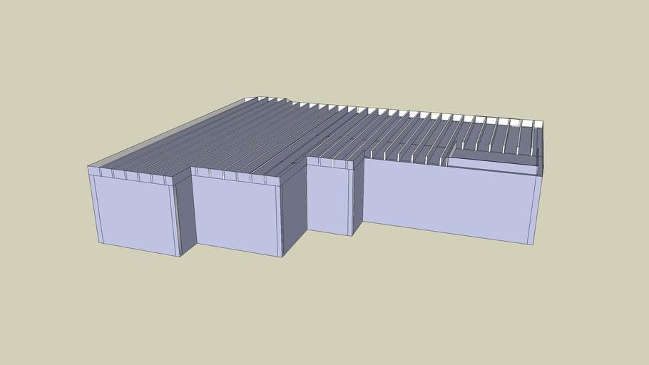 floor joist model