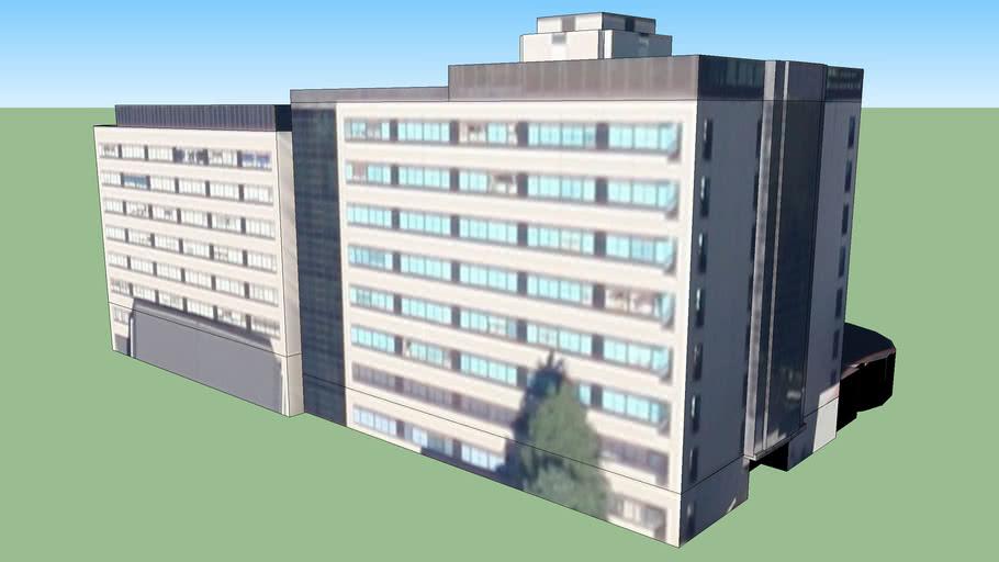東京工業大学大岡山キャンパス 大岡山西9号館