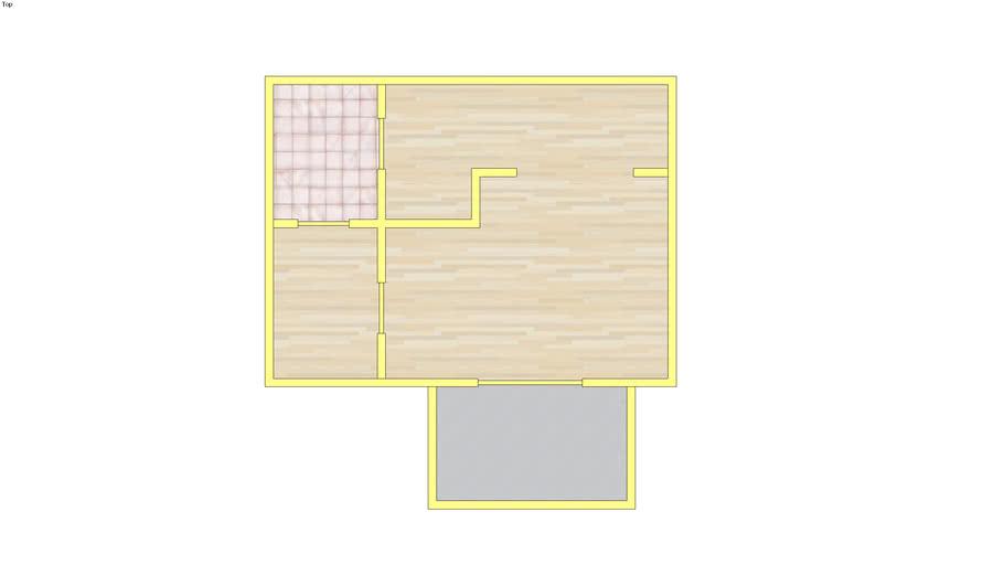 Simple LayOut Floor Plan