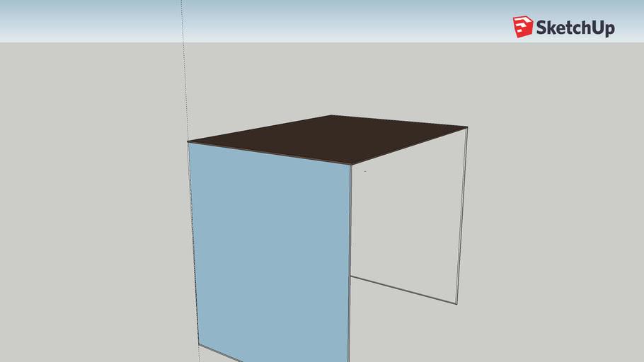 tentativa projeto mesa metalon