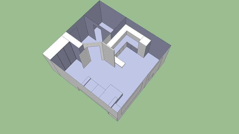 план квартиры тихий 35