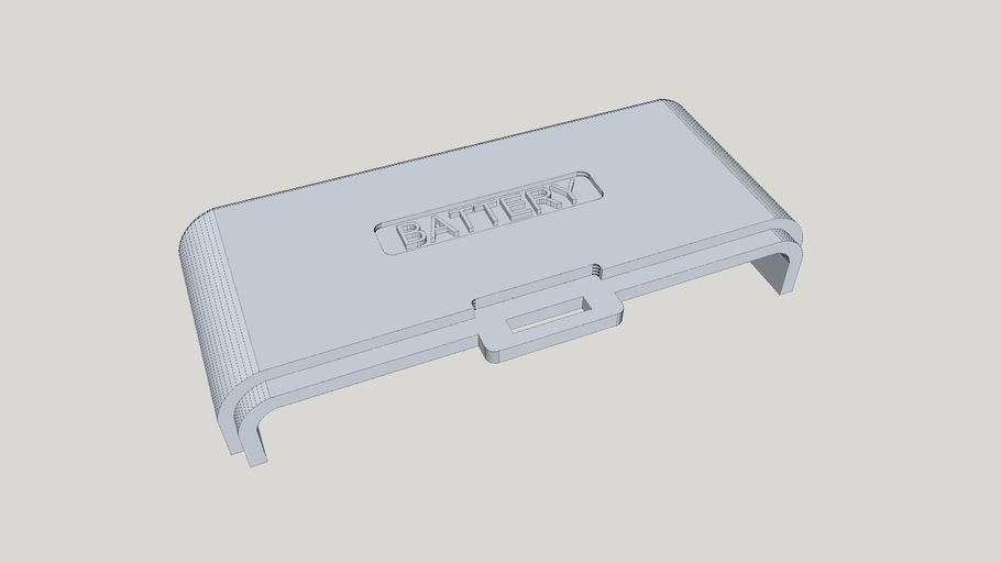 MQ-1 Battery Cover