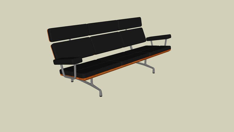 Eames® Sofa from SmartFurniture.com