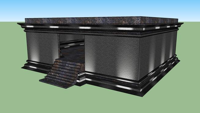 cool building dark base