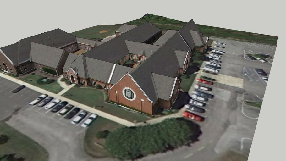 St. Thomas Episcopal Church, Huntsville