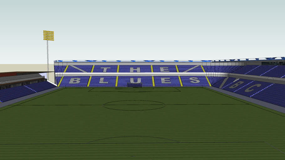 Birmingham City Football Club- ST. Andrews